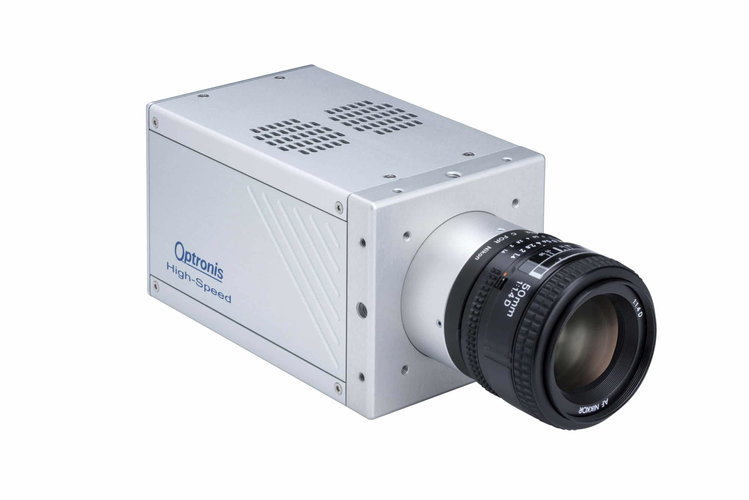 optronis sprinter slow motion camera now with ssd backup high frame rates combined with high resolution increase image data rates massively in